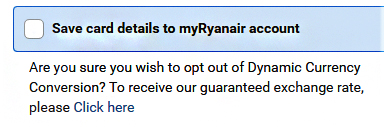 Инструкция по покупке билетов авиакомпании ryanair версия   валюта которых отличается от валюты страны вылета однако в любой момент авиакомпания может вернуться к практике хитрости и с картами типа