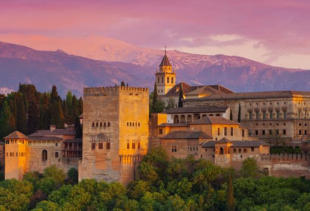 Гранада Андалусия