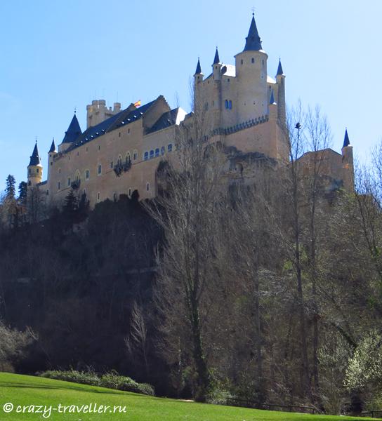Alcazar- поездка из Мадрида Сеговия: однодневная поездка из Мадрида Alcazar
