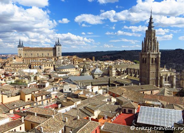 Толедо: подробности и полезные советы Толедо: подробности и полезные советы San Ildefonso