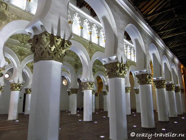Толедо: подробности и полезные советы Толедо: подробности и полезные советы Santa Maria la Blanca