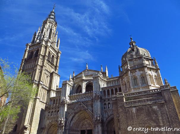 Толедо: подробности и полезные советы Толедо: подробности и полезные советы toledo cathedral