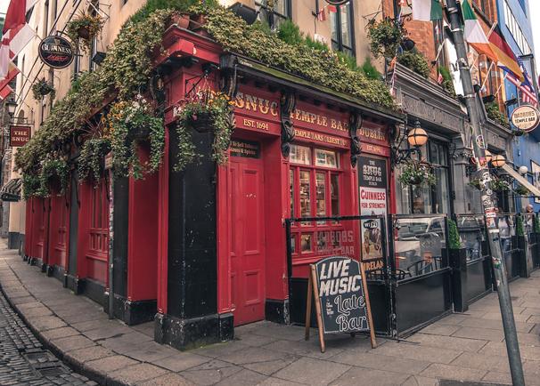 Изучение английского языка в Ирландии Изучение английского языка в Ирландии Dublin