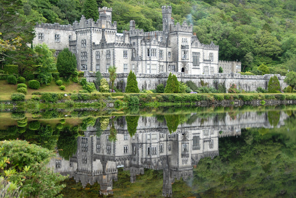 Изучение английского языка в Ирландии Изучение английского языка в Ирландии Kylemore Abbey
