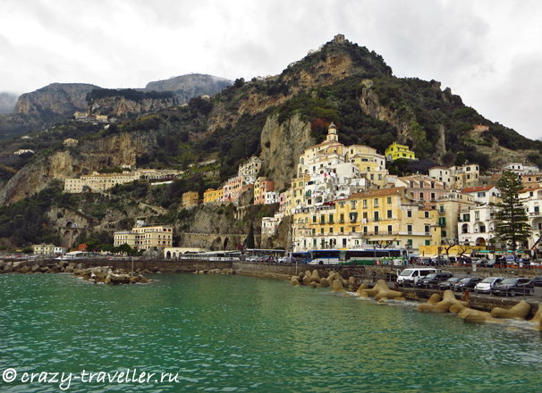 Вкусное путешествие по Италии: Кампания и немного Сицилии Вкусное путешествие по Италии: Кампания и немного Сицилии