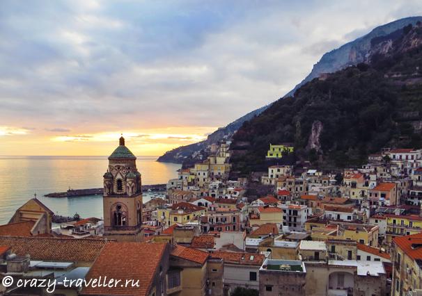 Вкусное путешествие по Италии: Кампания и немного Сицилии Вкусное путешествие по Италии: Кампания и немного Сицилии               1